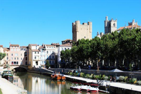 Centre ville Narbonne